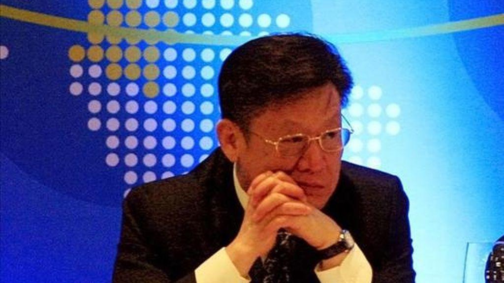 Sha Zukang, subsecretario general de la ONU para Asuntos Económicos y Sociales. EFE/Archivo