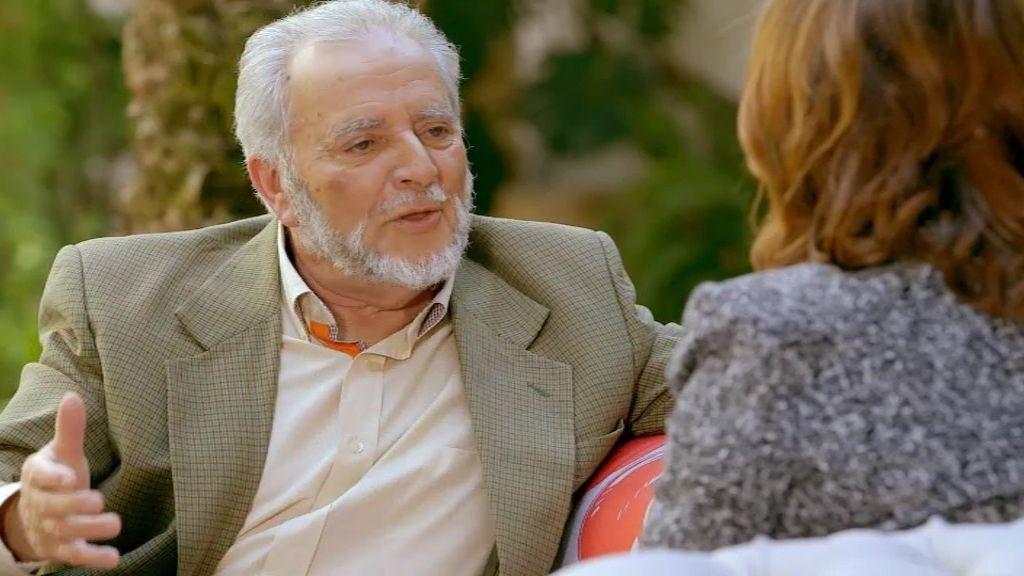 Julio Anguita, gesto a gesto