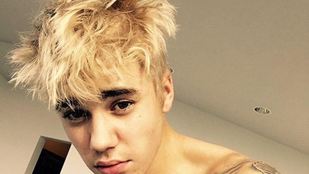 Nuevo look de Justin Bieber