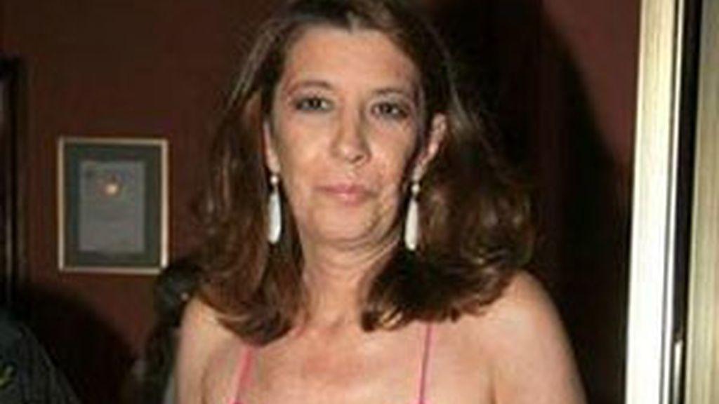 Belén Ordóñez en una imagen de archivo