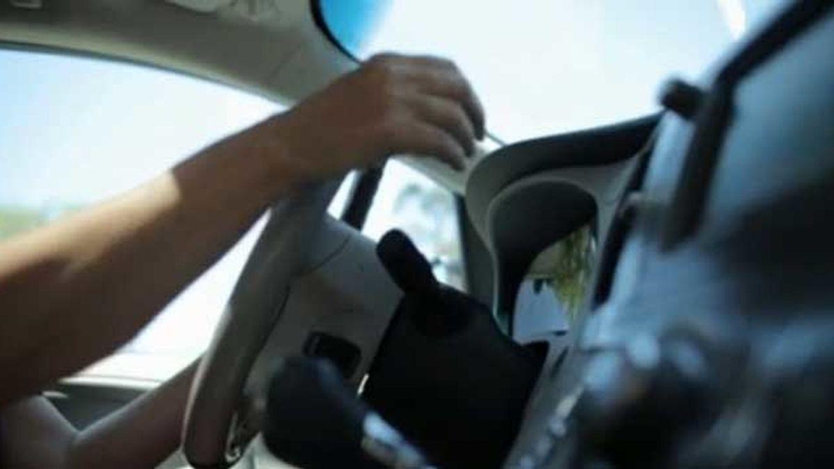 Al volante, coche