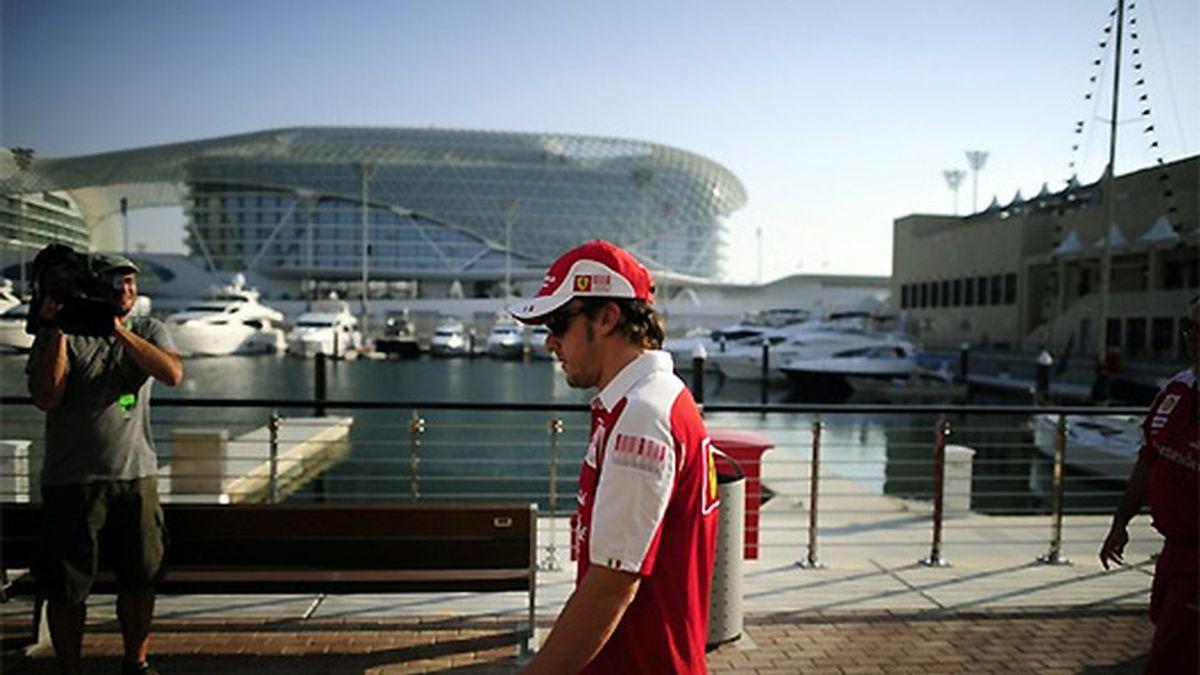 Fernando Alonso. FOTO: Archivo.