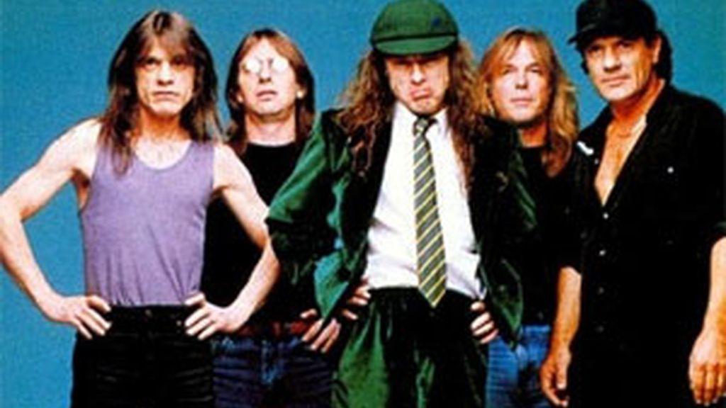 AC/DC dará tres conciertos en España.