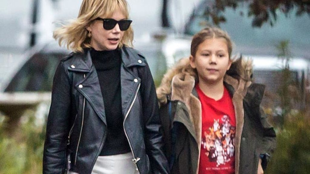 Michelle Williams y Matilda Ledger