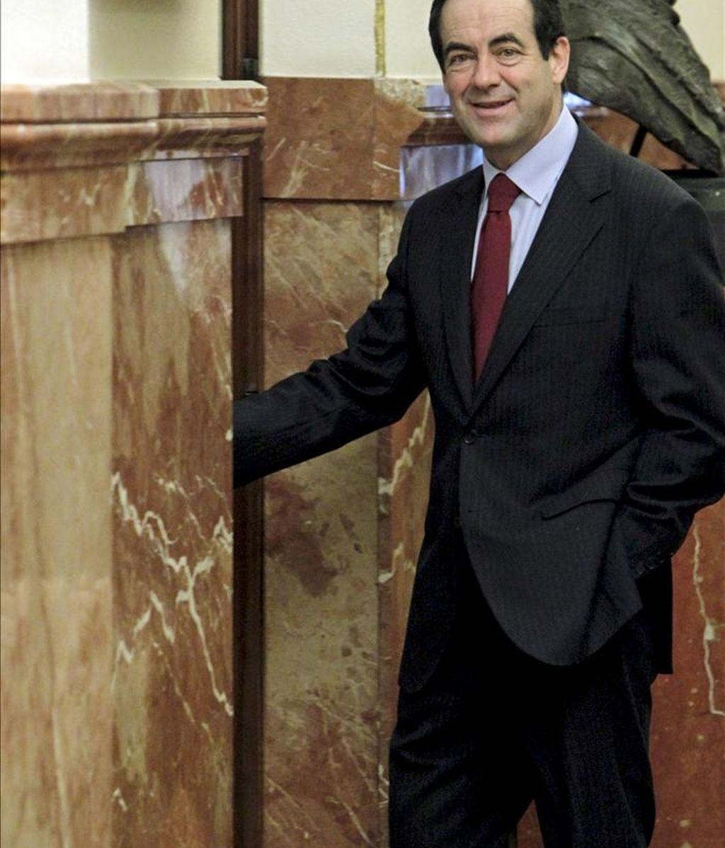 El presidente del Congreso, José Bono. EFE/Archivo