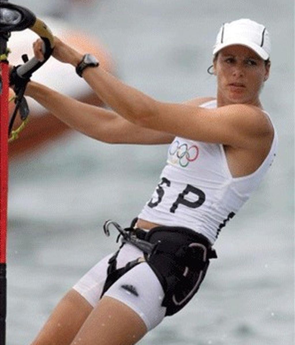 """Marina Alabau disputará la """"Medal Race"""" como quinta clasificada"""