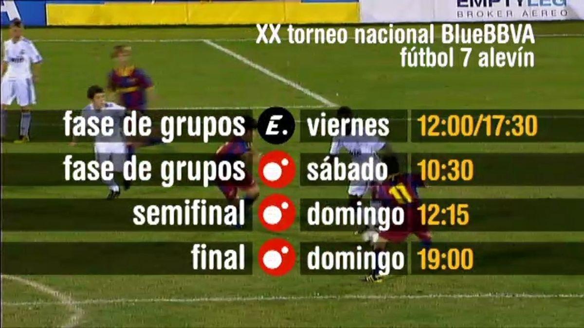 Calendario fútbol 7
