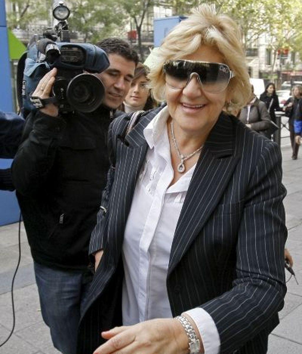 Carmen Bazán, testigo en el juicio a los islamistas que robaron en Ambiciones