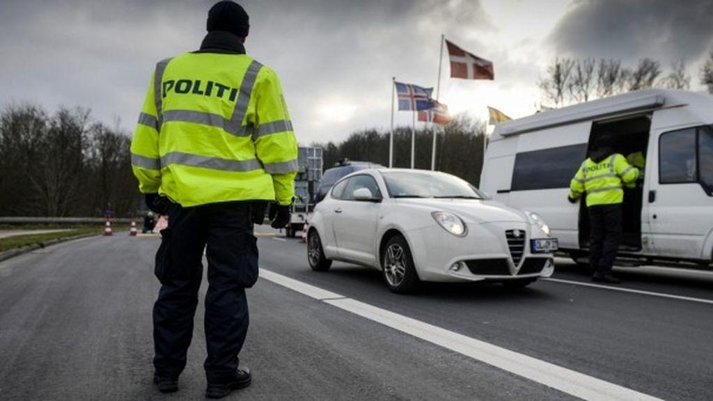 Imagen archivo: Policía de Dinamarca