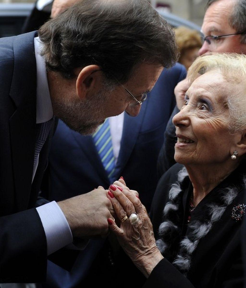 Mariano Rajoy en Avilés