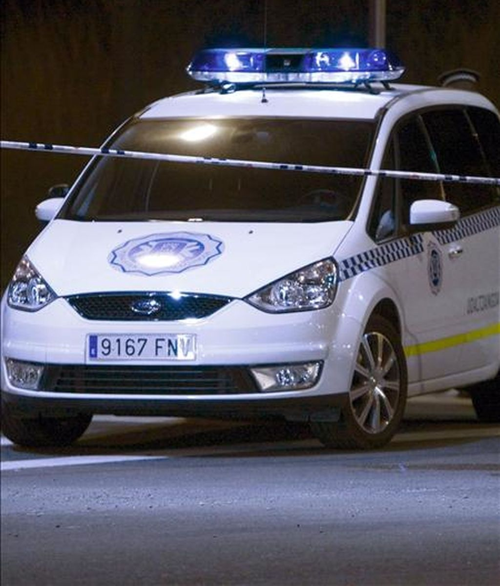 La Ertzaintza ha detenido esta madrugada en Vitoria a un hombre de 32 años acusado de agredir a su mujer. EFE/Archivo