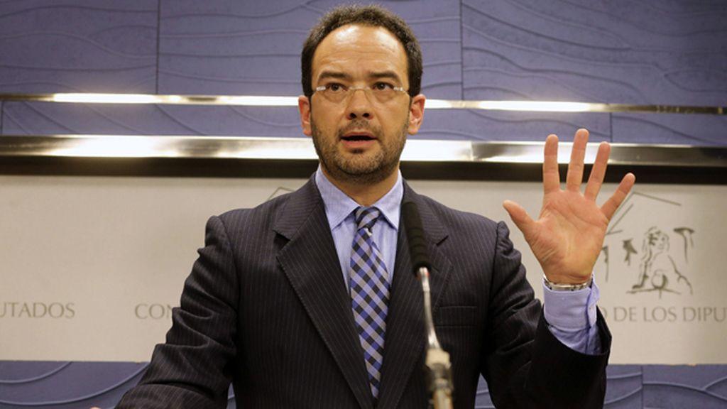 """El PSOE avisa a Rajoy de que carece de credibilidad tras tres años de """"mentiras"""""""