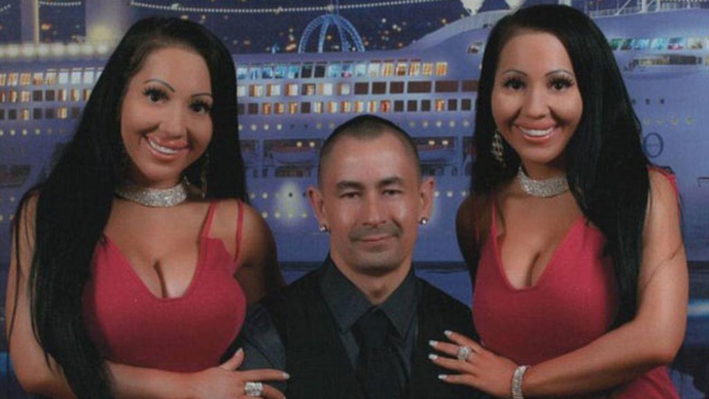 Dos gemelas anuncian que se casarán con el mismo hombre