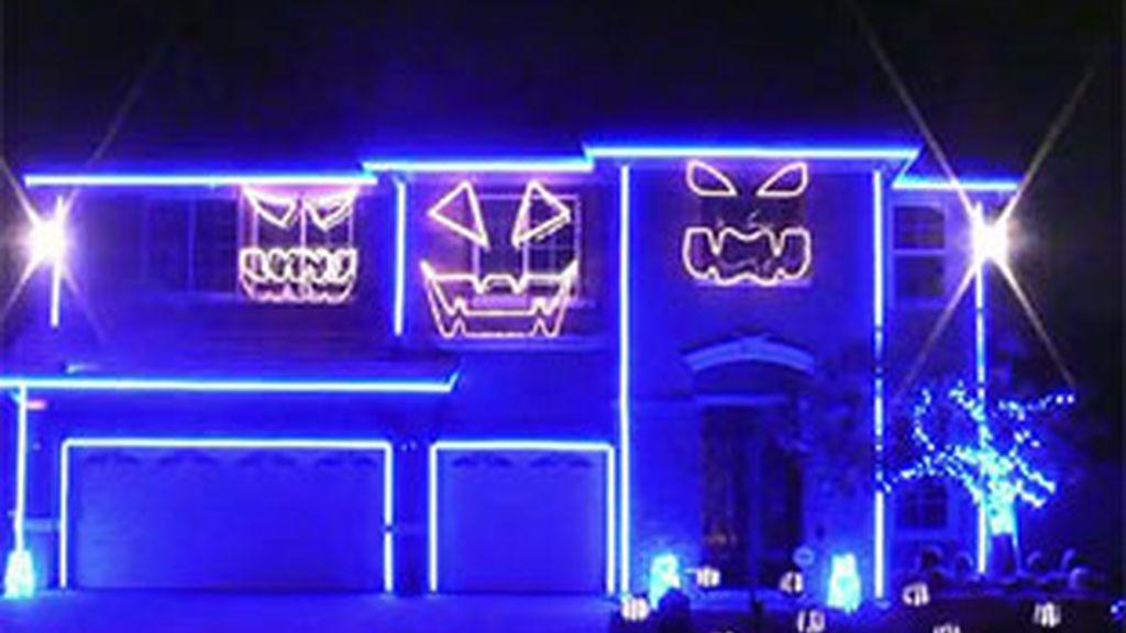Halloween al ritmo de 'Party Rock Anthem'. Vídeo: Informativos Telecinco.