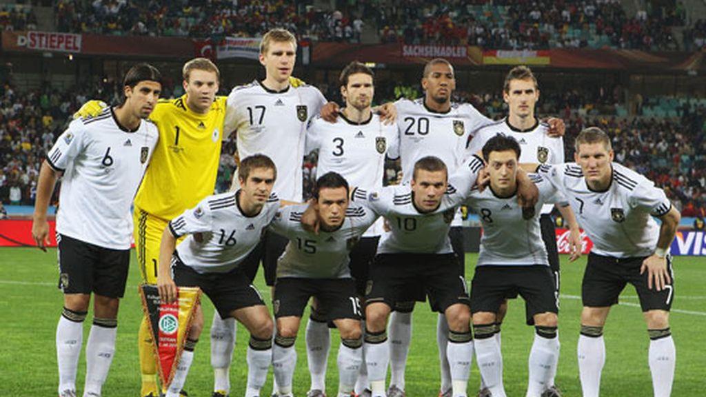 La joven Alemania se despide del Mundial