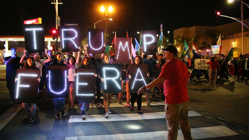 No quieren a Trump