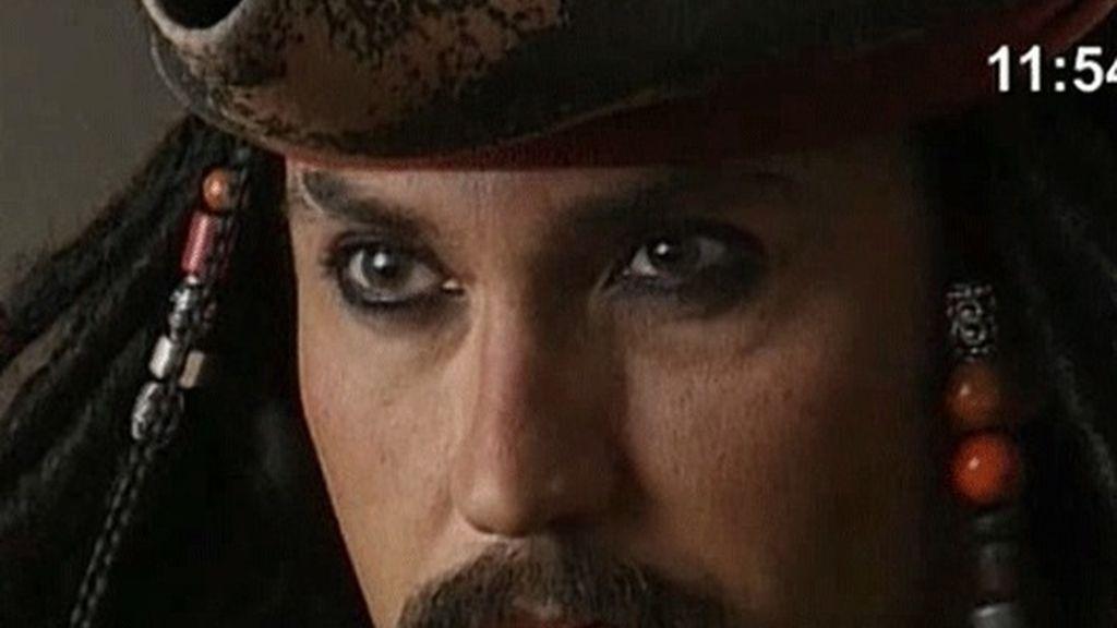 Máxim Huerta, el pirata más temido