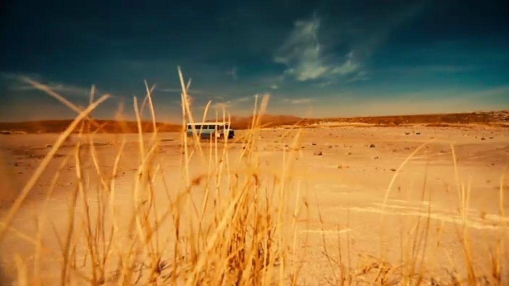La Patagonia, el árido escenario de 'Padres lejanos'