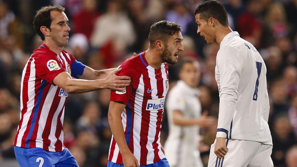 Derbi,Real Madrid,Atletico de Madrid