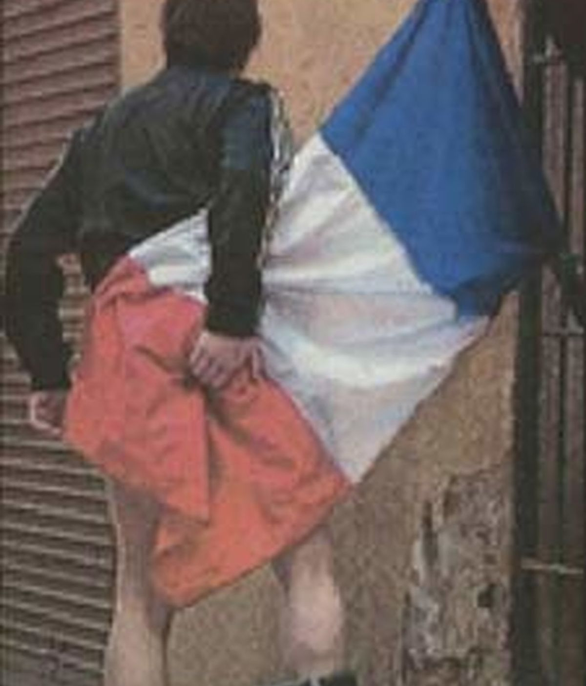 La imagen ganó un concurso como la fotografía más 'políticamente incorrecta'. Foto: Rmc.fr