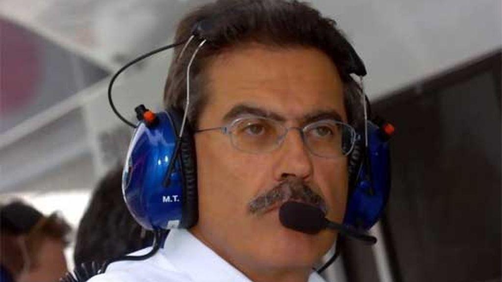 Mario Thiessen en una imagen de archivo.