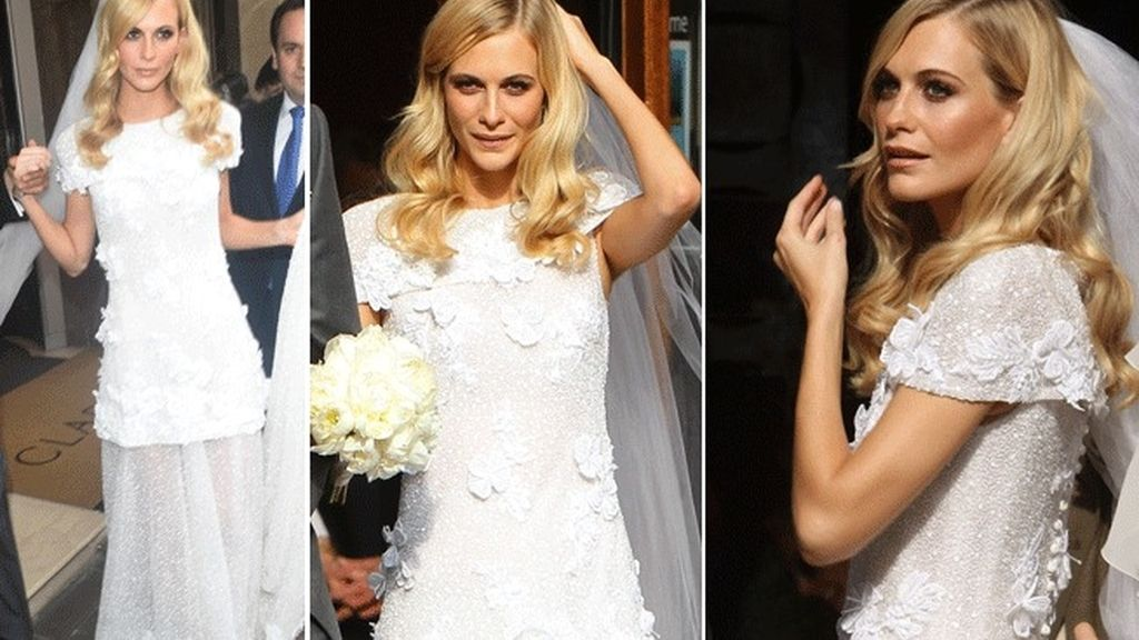Poppy Delevingne y James Cook contrajeron matrimonio en Londres