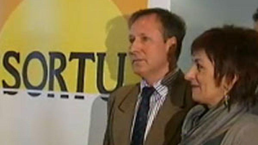 Sortu ha anunciado que pedirá amparo al Constitucional. Foto: Informativostelecinco.com