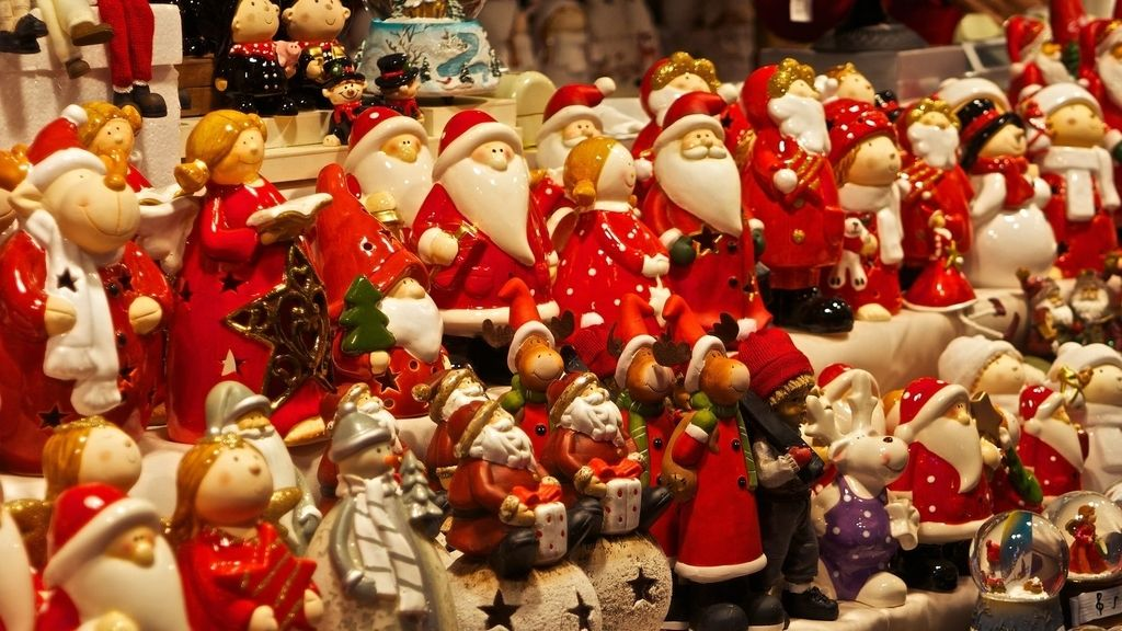 Christmas City, Bethlehem (Pensilvania, EEUU) / 21 noviembre – 21 diciembre