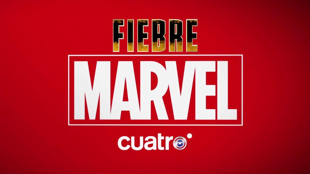 Fiebre Marvel en Cuatro