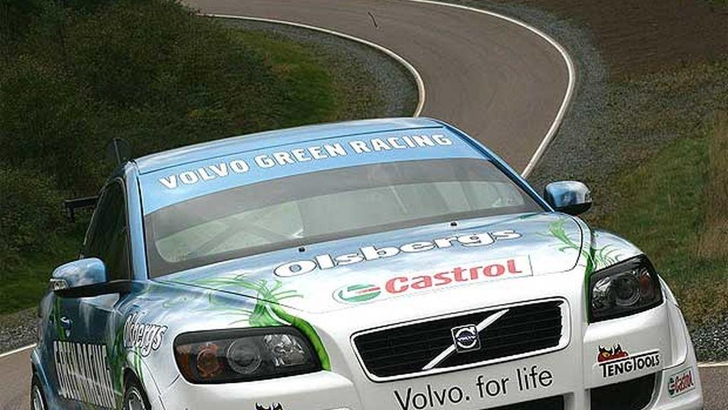El C30 será el sucesor del Volvo S60