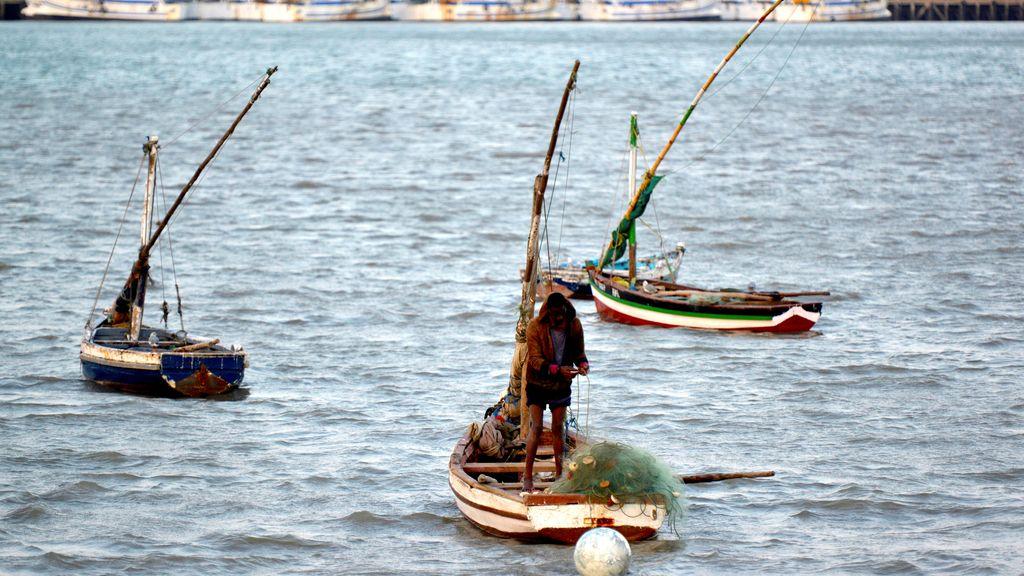 Pesca de otra época