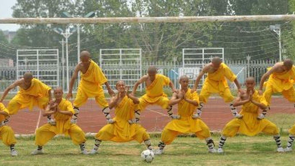 El kung Fu sirve para el fútbol