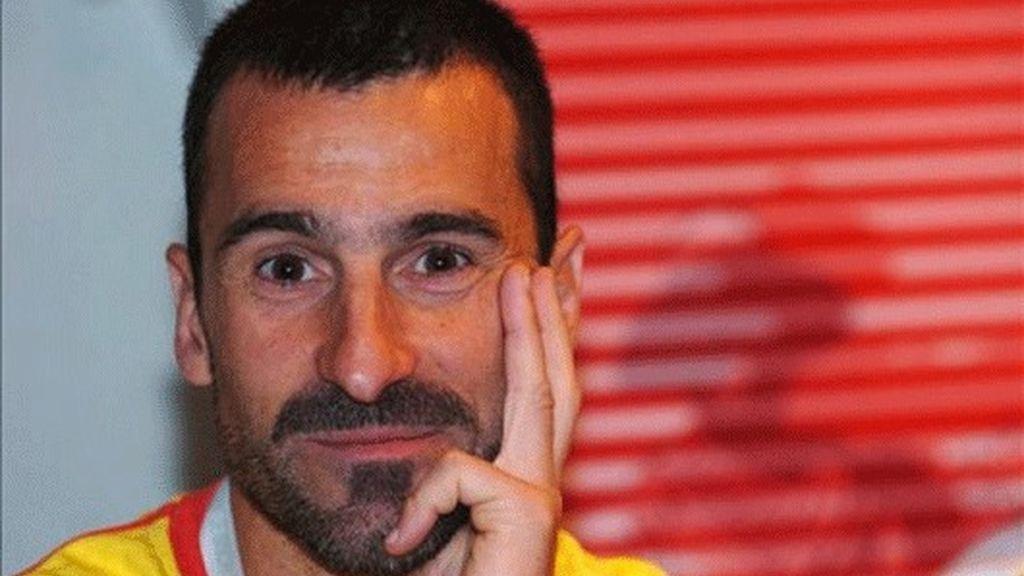 García Bragado cuarto, España sin medalla después de 16 años