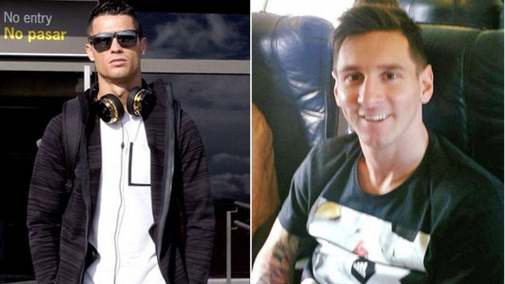 Balon de Oro, Leo Messi, Cristiano Ronaldo
