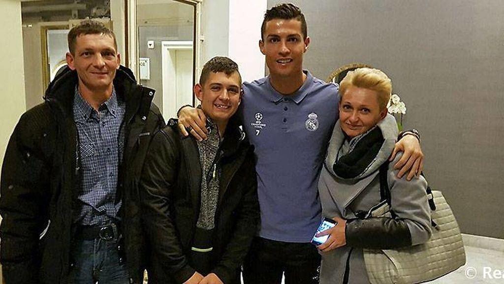 Cristiano Ronaldo,Real Madrid