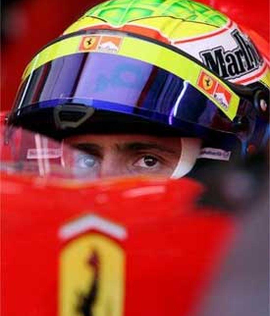 Massa ha reconocido en Brasil estar satisfecho con su cuarta plaza en Hungaroring. Foto: Archivo.
