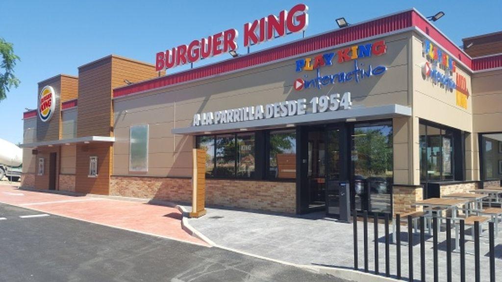 Burger King, inocentada