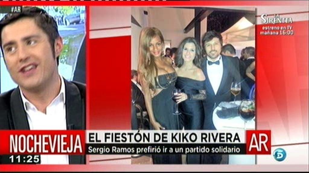 Liz, Raquel Bollo o María y Hugo de 'GH', entre los asistentes al 'fiestón' de Kiko Rivera