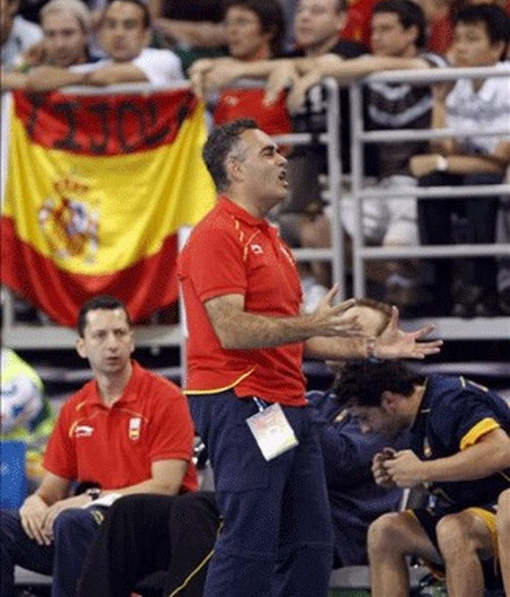 30-29. España vence a Polonia con un resultado ajustado