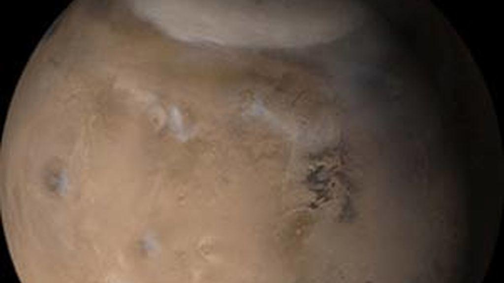 Marte podría tener más actividad biológica de lo que se pensaba, dicen los científicos. Foto: NASA