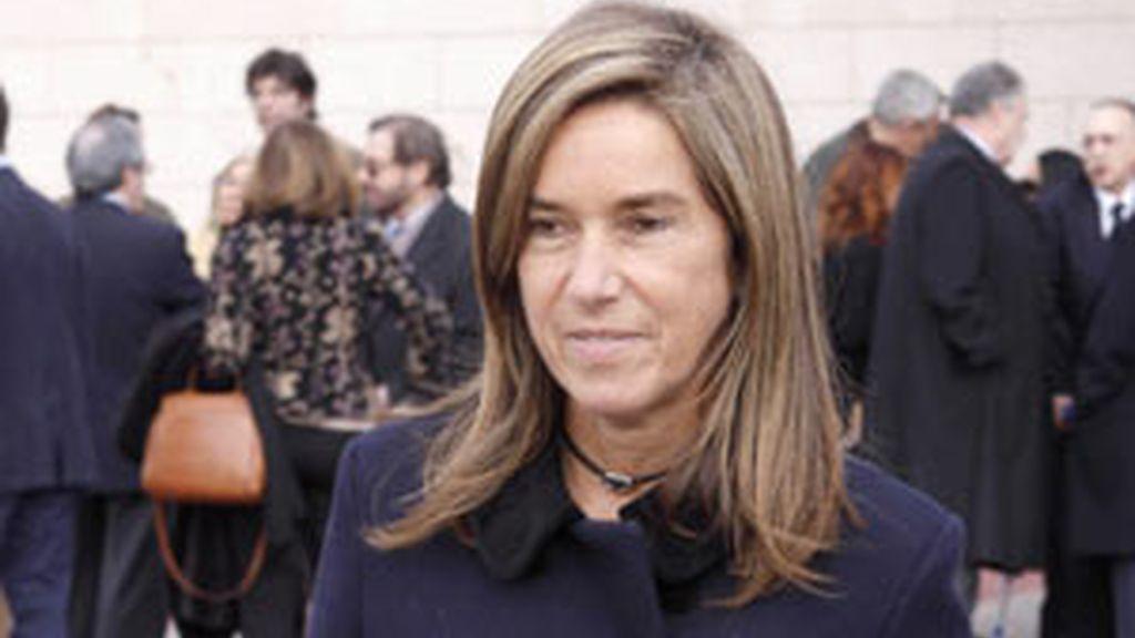 La vicesecretaria de Organización del PP, Ana Mato, en foto de archivo. Foto: Gtres