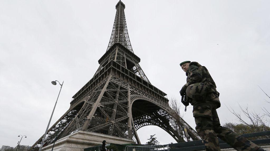 Francia aumenta la vigilancia ante la amenaza terrorista