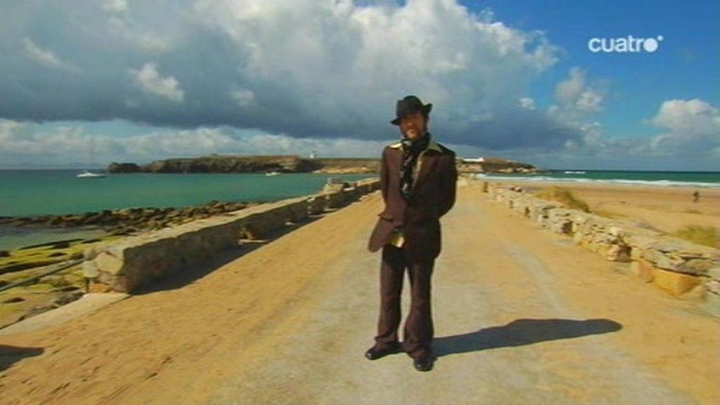 Tarifa, donde el Mediterráneo se junta con el Atlántico