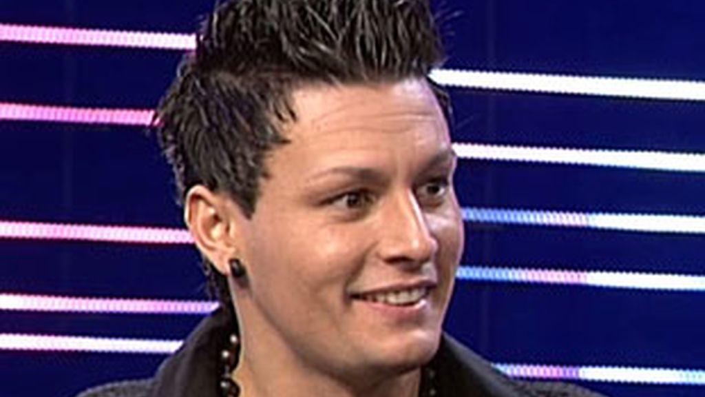 Julito, entrevistado por Jorge Javier.