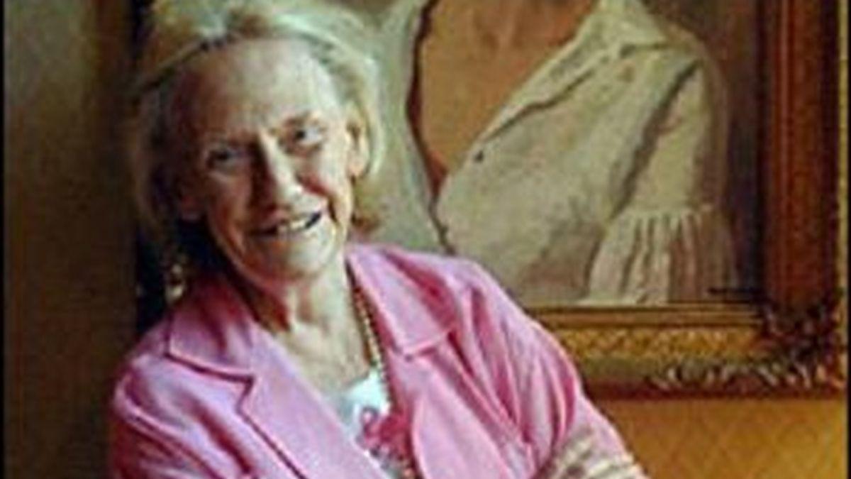 La millonaria australiana, Valmai Roche que le jugó una mala pasada a sus hijas al dejarle de  herencia un euro a cada una.