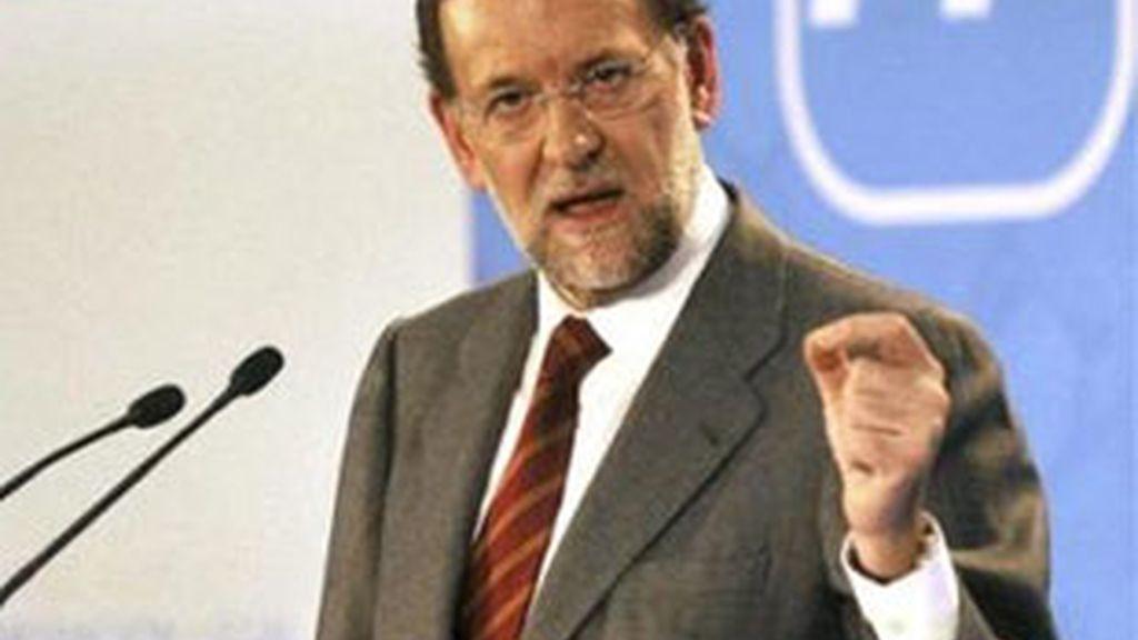 Rajoy insiste en pedir elecciones anticipadas. Vídeo: ATLAS.