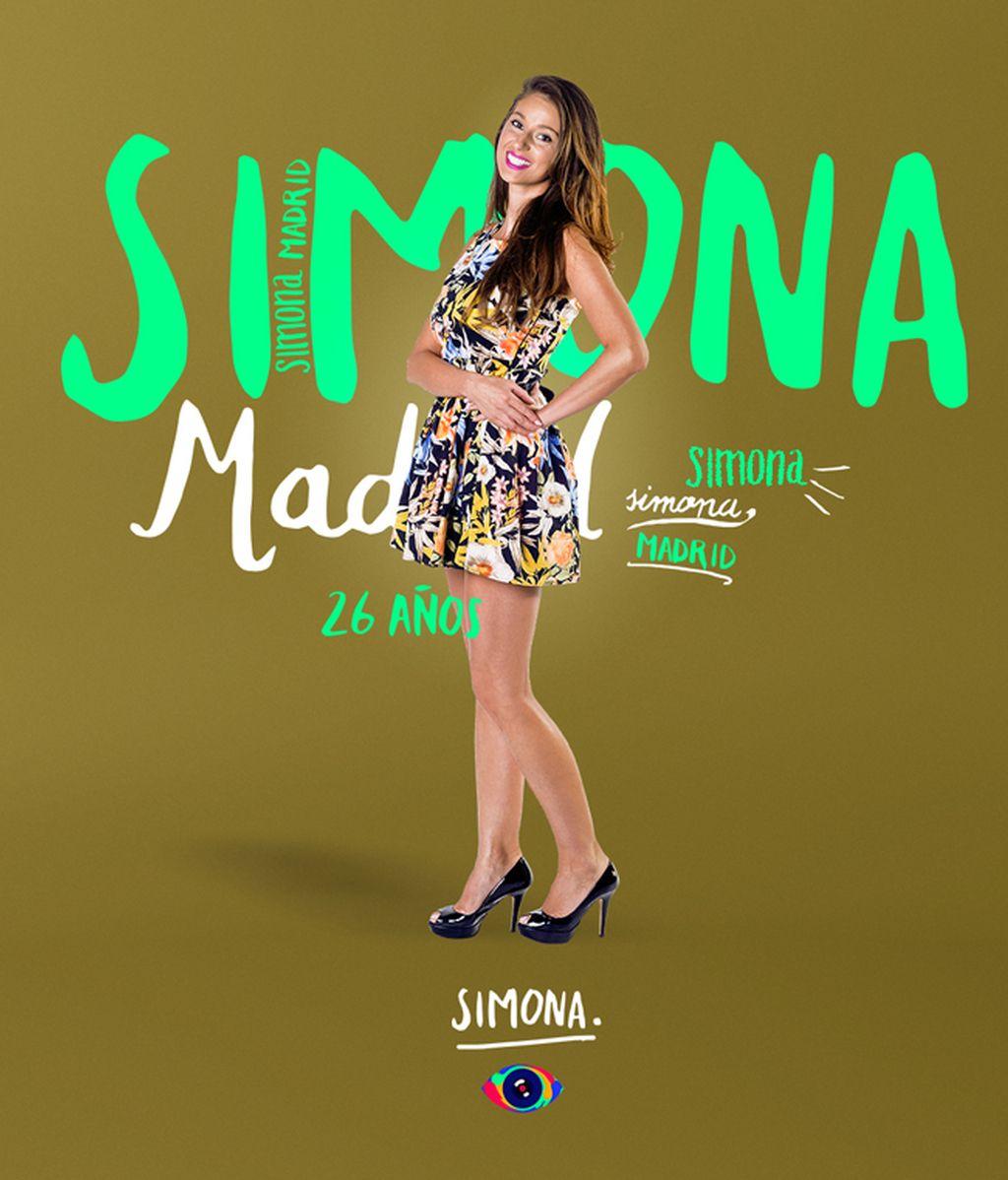 Simona, 26 años (Madrid)