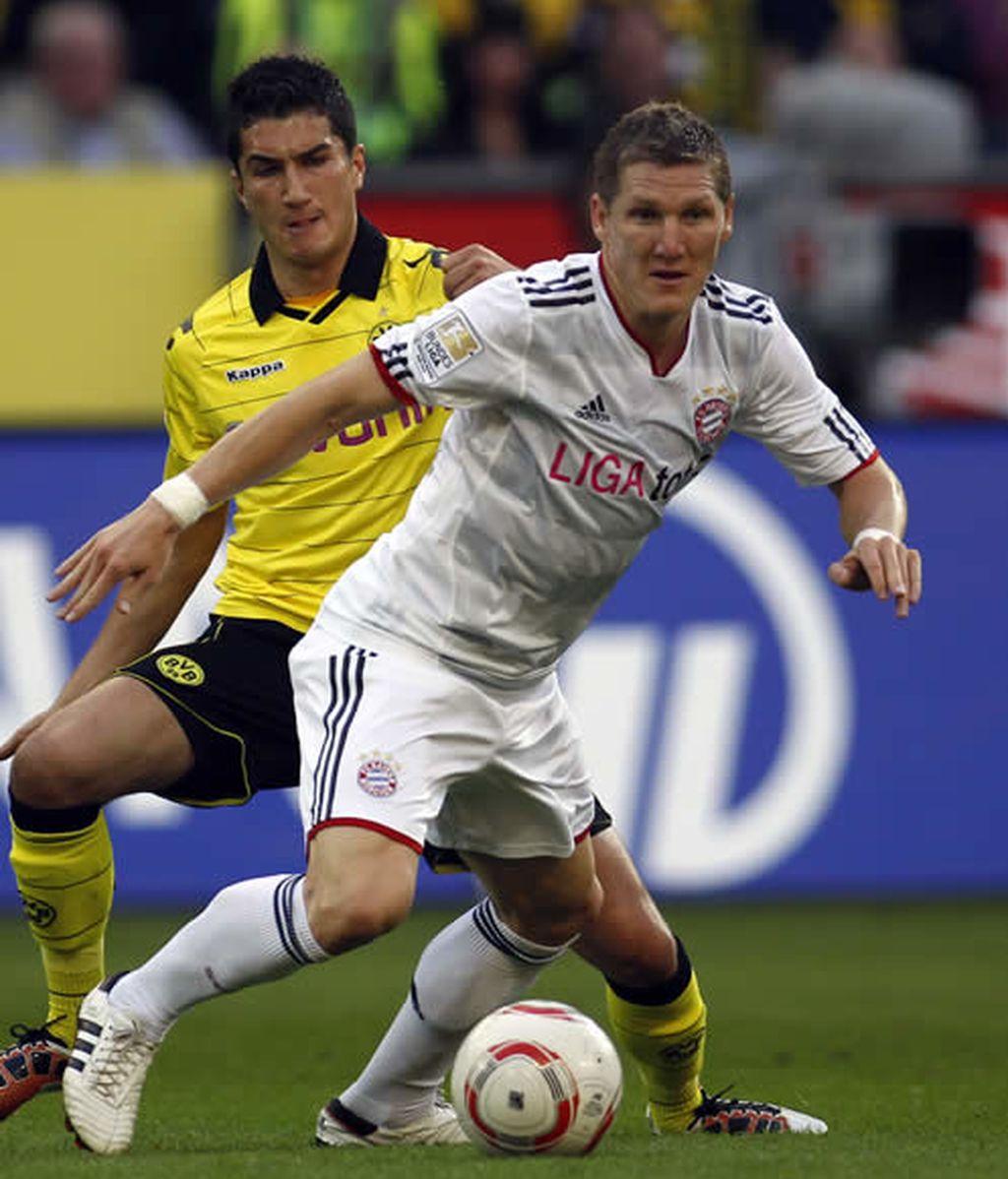Schweinsteiger, objetivo de Inter y Madrid