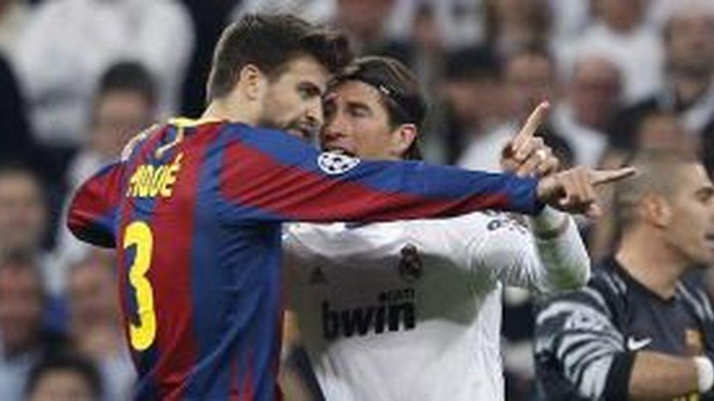 """El futbolista explica que """"para eso están las cámaras"""" donde se ve todo. Vídeo: Informativos Telecinco."""
