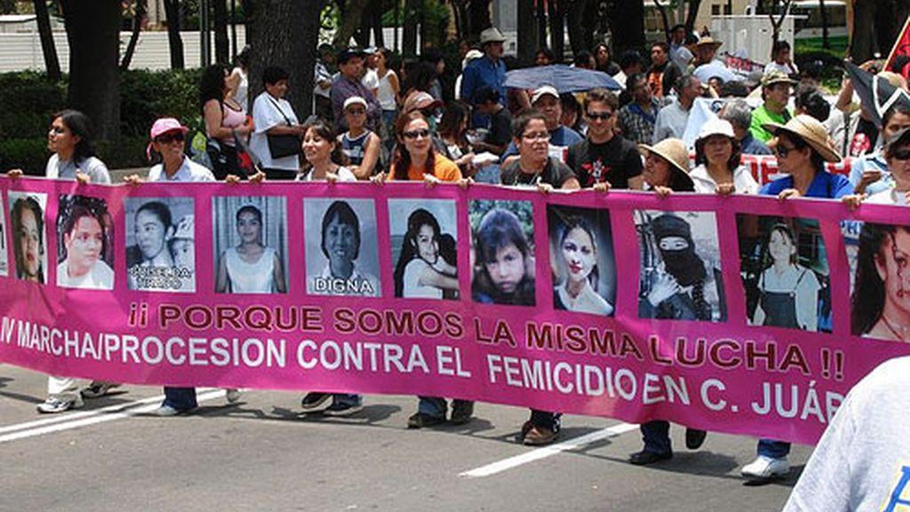 Muchas de las mujeres encontradas no pudieron ser identificadas porque las descuartizaron. Foto: AP.